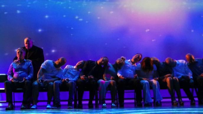 hipnotis panggung